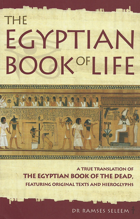 The Egyptian Book of Life de Ramses Saleem