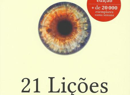 21 Lições para o Século XXI de Yuval Noah Harari
