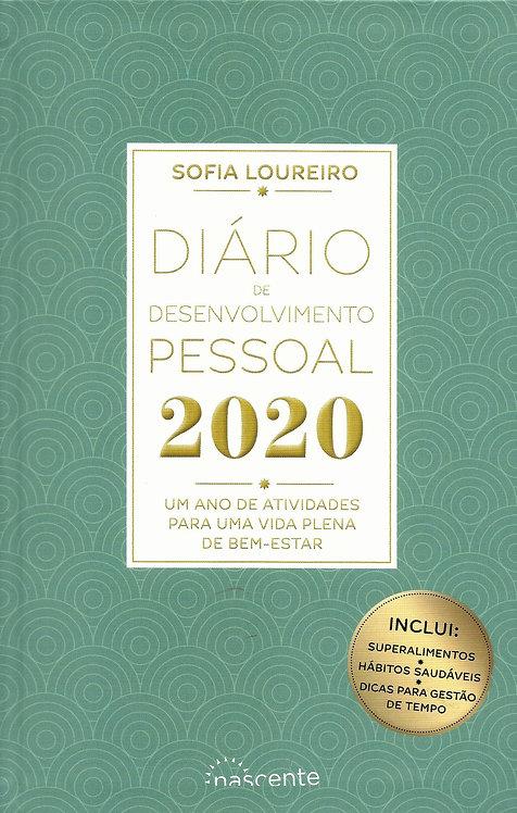 Diário de Desenvolvimento Pessoal 2020 de Sofia Loureiro
