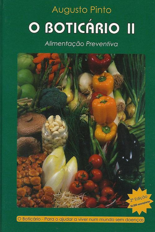 O Boticário II (Alimentação Preventiva) de Augusto Pinto
