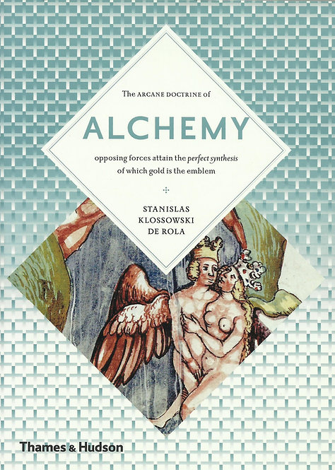 Alchemy (Art and Imagination) de  Stanislas Klossowski de Rola