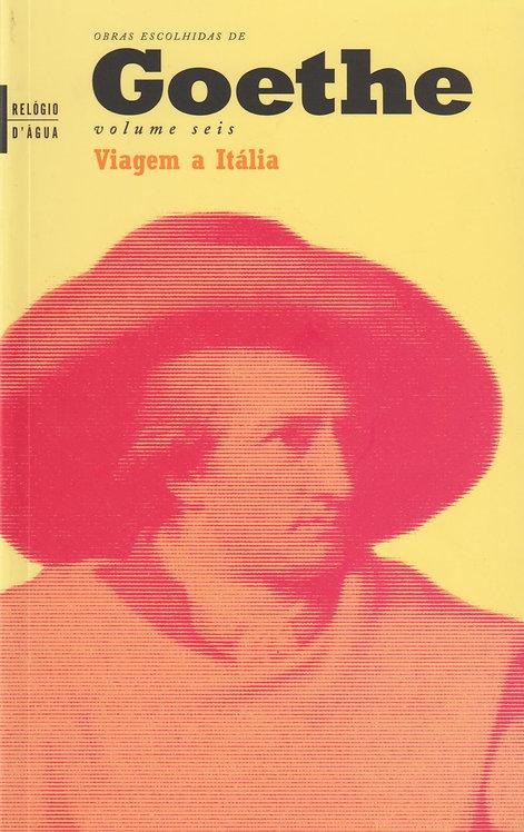 Viagem a Itália de Johann Wolfgang Goethe