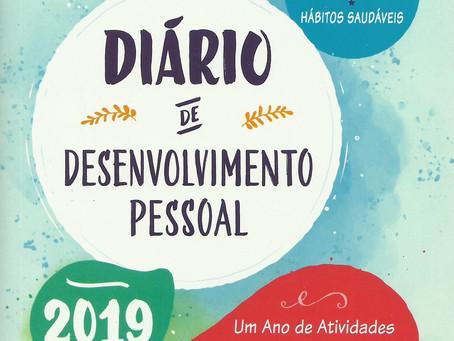 Diário de Desenvolvimento Pessoal 2019 de Sofia Loureiro