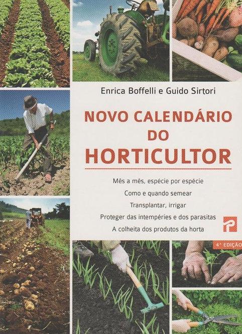 Novo Calendário do Horticultor de Guido Sirtori e Enrica Boffelli
