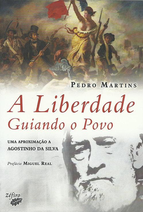A Liberdade Guiando o Povo de Pedro Martins