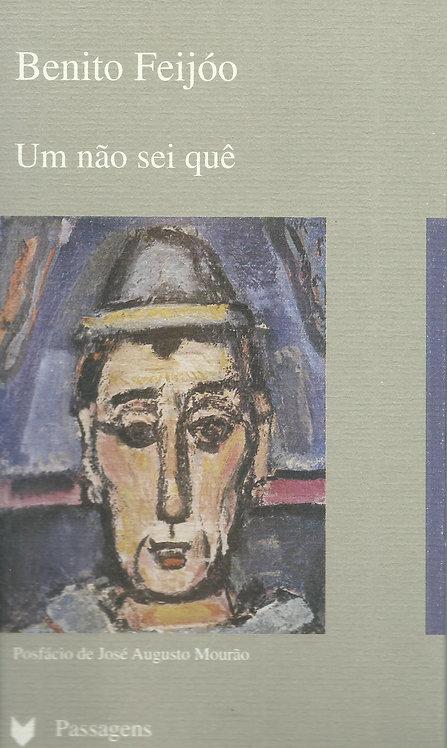 Uma Não Sei Quê de Benito Feijóo