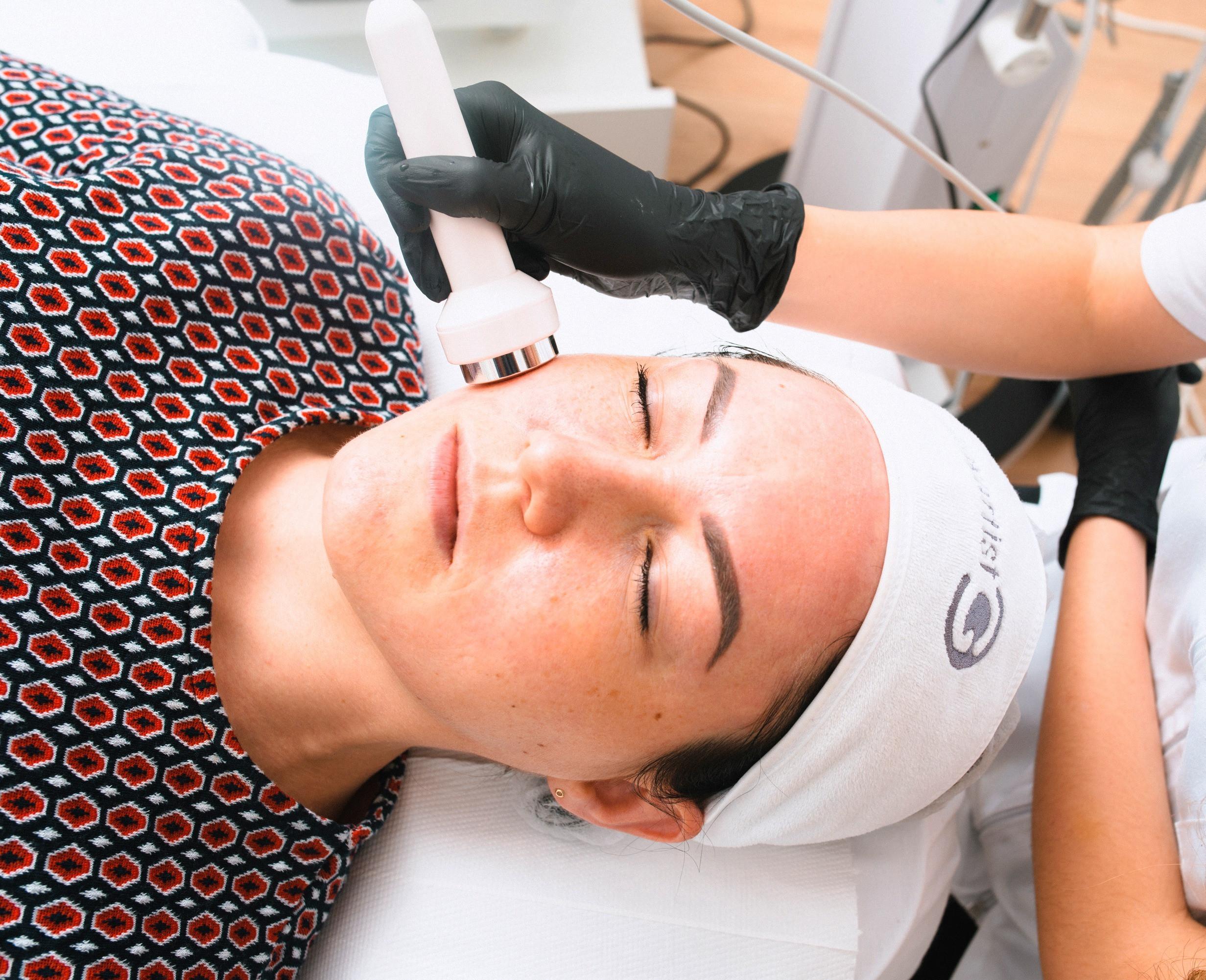 Tratament facial cu mezoterapie virtuală
