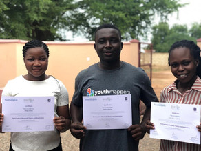 Ghanaian YouthMappers and the BRECcIA Experience