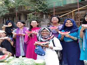 """Exploring Dhaka University with Mapillary"" – A new era of Marching of Women through Mapping on IWD"