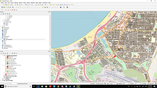 Mapping with Open-Source Software
