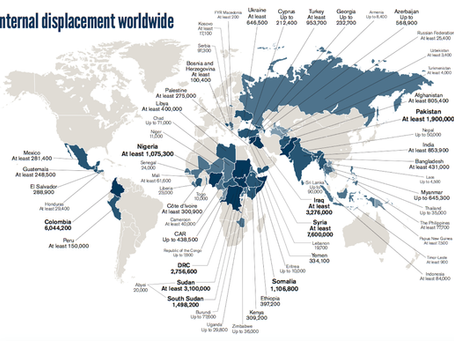 Mapping the Refugee Crisis
