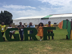 AGRF 2019: An Experience of a Lifetime.
