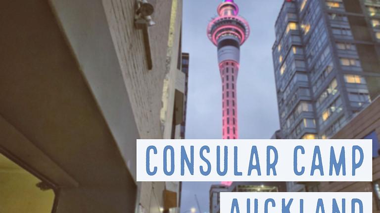 Consular Camp in Auckland