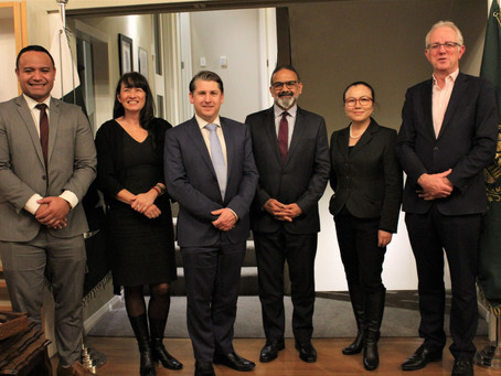 High Commissioner hosted Parliamentary Friendship Group
