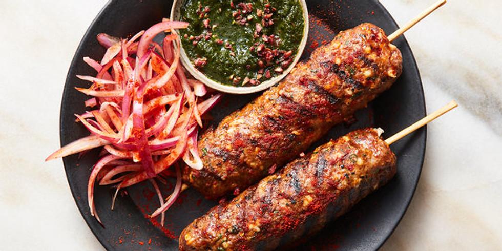 Free Pakistani Food Tasting