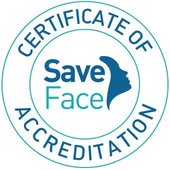 save face logo