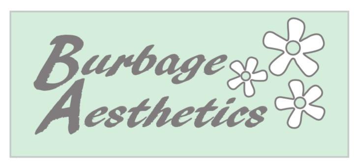 burbage aesthetics logo
