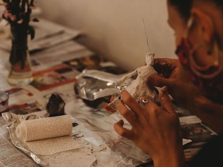 Art workshops at the LocArtista Festival 2020