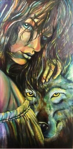 den Wolf zähmen | taming the wolf