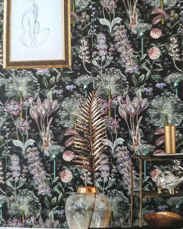 Flexa colours and mind the cap wallpaper