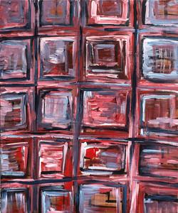 Der große Lärm| (120) Acryl| 120x100cm | 2013