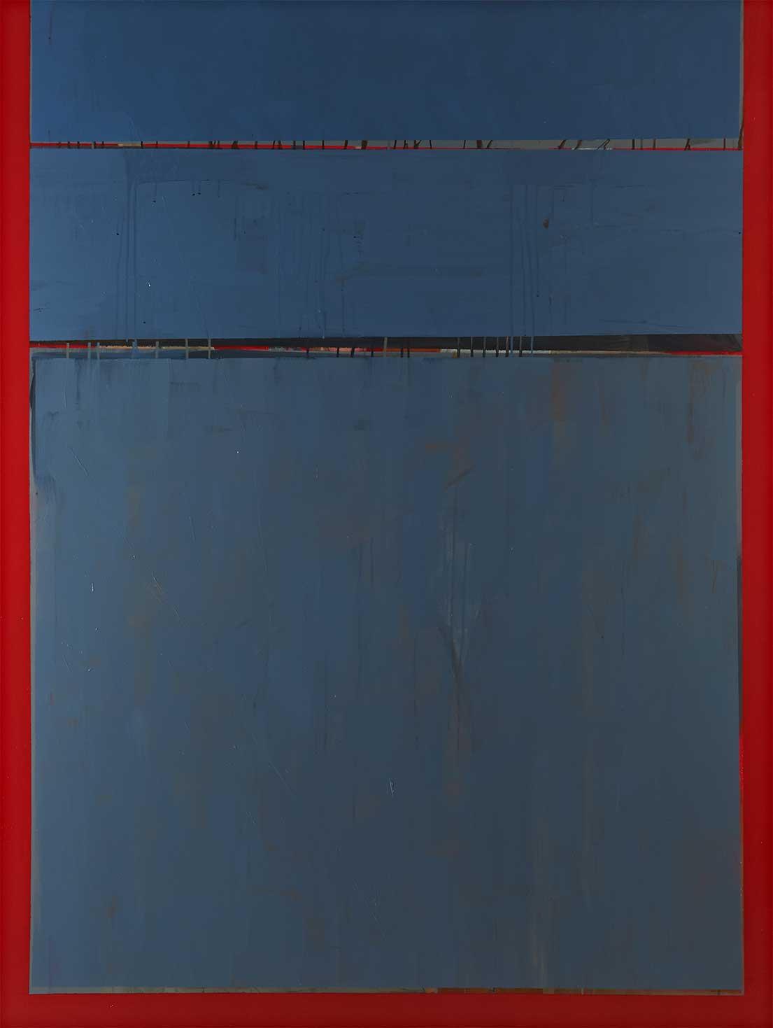 zwischentöne (208) I 2018 I 160x120cm I acryl auf leinwand