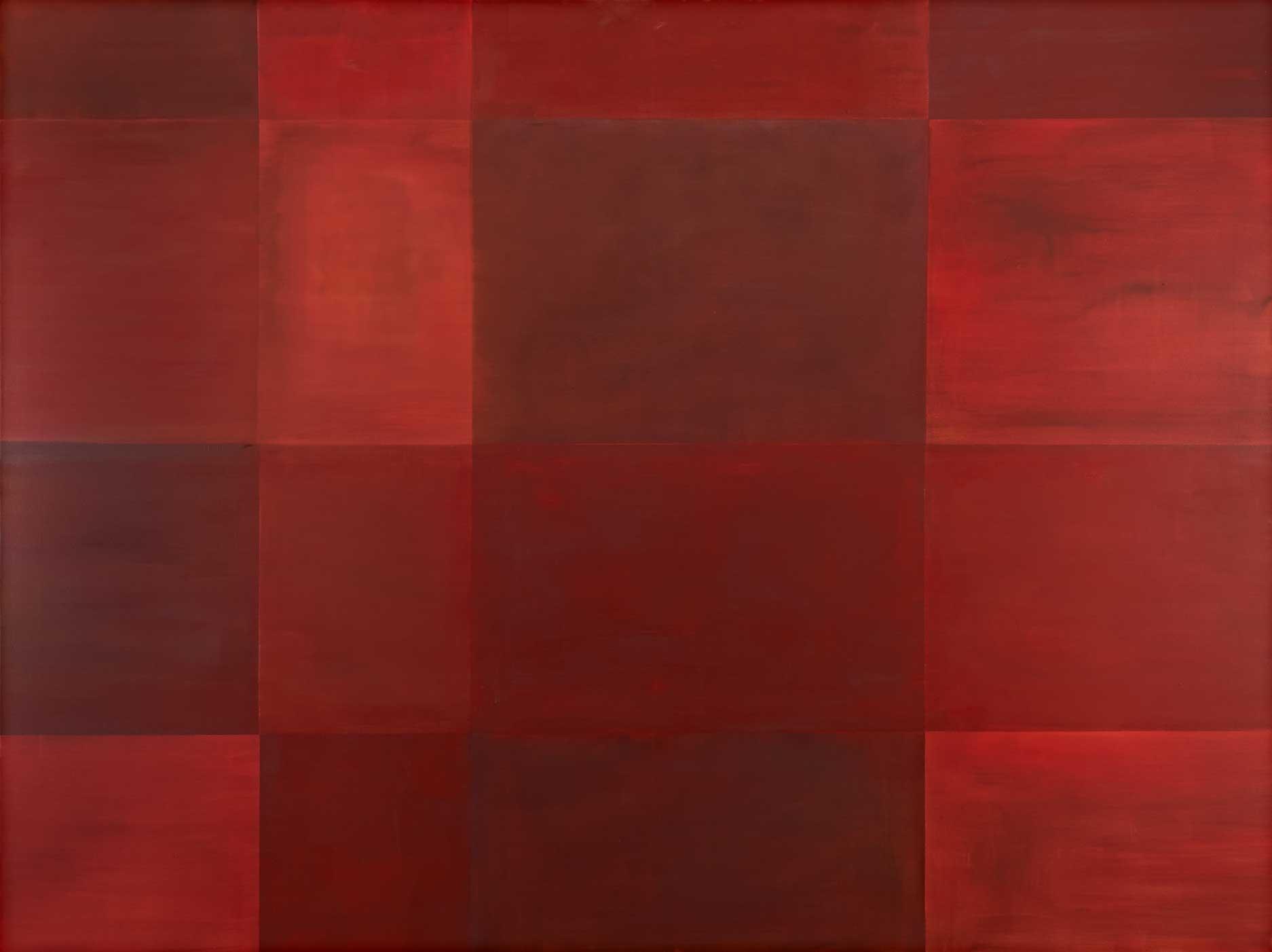 divergenz | 2017 | 150x200 cm | öl auf leinwand