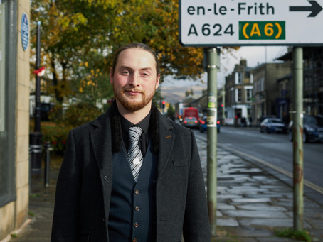 Green Party candidate welcomes chance to fight general election