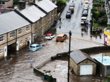 Floods, the new normal