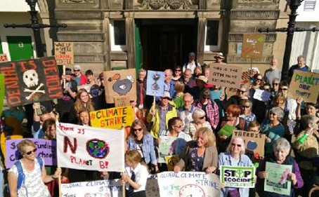Declare a climate emergency in High Peak
