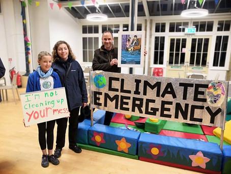 High Peak declares a climate emergency