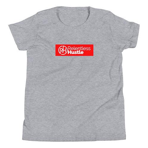 Relentless Hustle Block Youth Short Sleeve Tee