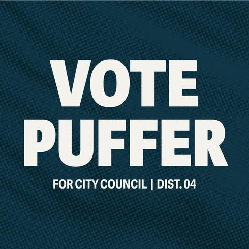 VOTE PUFFER