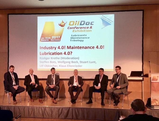 OilDoc 2017 — Industry 4.0 Panel Discussion