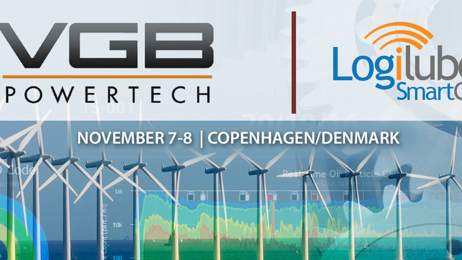 LogiLube to present at VGB Wind Plant Standards Panel in Copenhagen