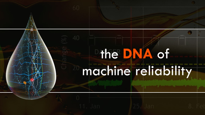The DNA of Machine Reliability™