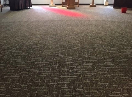 Replacement Carpet Installed