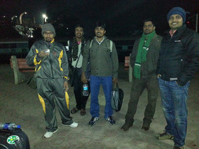 Heading for Kanha Tiger Reserve to atten