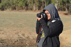 Photos shot inside Pench Tiger Reserve d