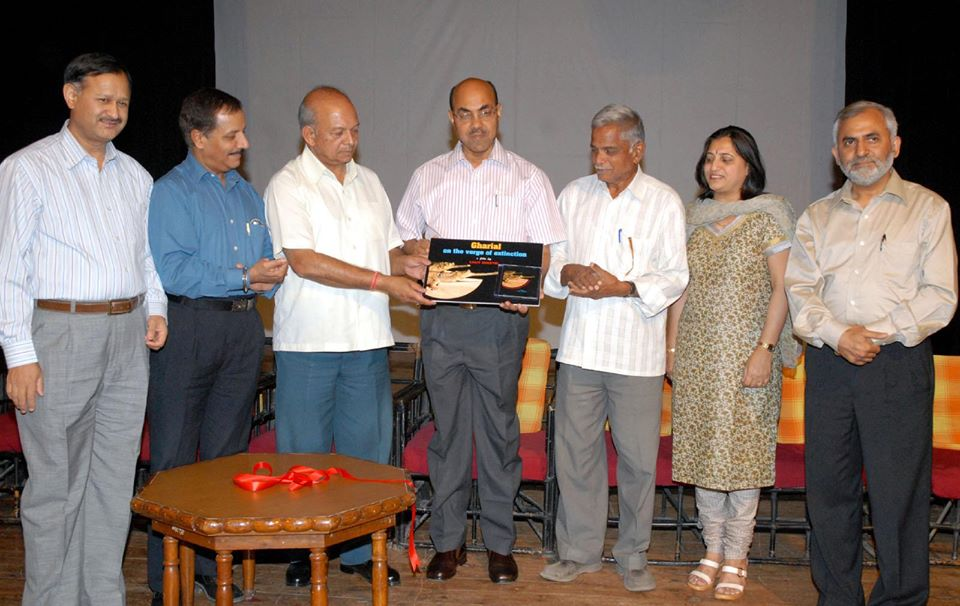 gharial film 2012 May