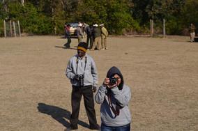 Photos shot inside Pench Tiger Reserve d