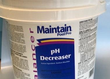 Maintain Pool Pro pH Decreaser 20 lb.