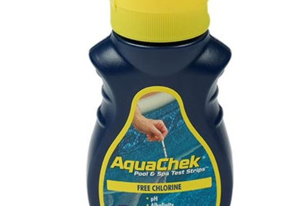 "AquaCheck 4 Way Test Kit ""Yellow"""