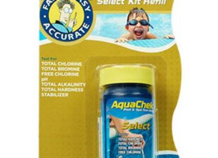 AquaCheck Select Pool & Spa Test Strips Refill
