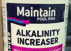 Maintain Pool Pro Alkalinity Increaser 10 lb.