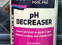 Maintain Pool Pro pH Decreaser 7 lb.
