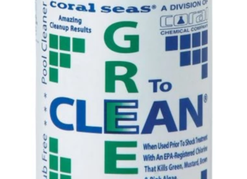 Coral Seas Green to Clean - 2 lb.