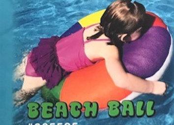Seaside Rider - Beach Ball