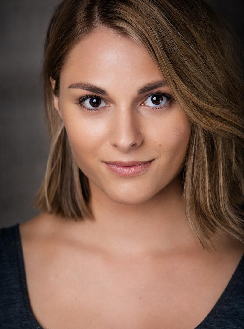 Katie Cross Theatrical Headshot