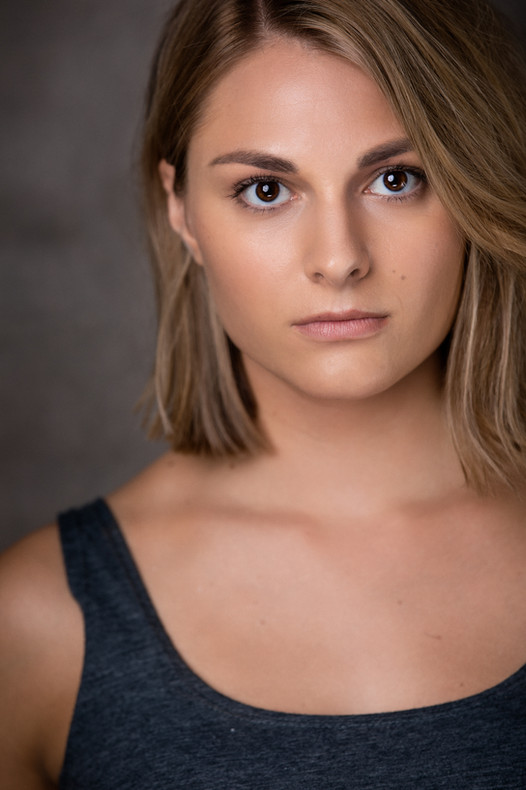 Katie Cross Film Headshot